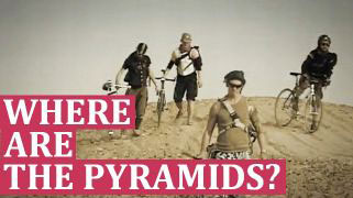 Where Are The Pyramids?